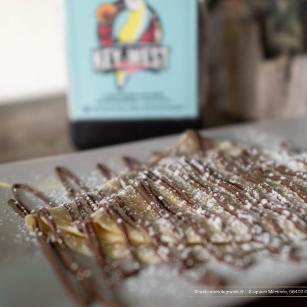 Welcome to Key West - Crêpes