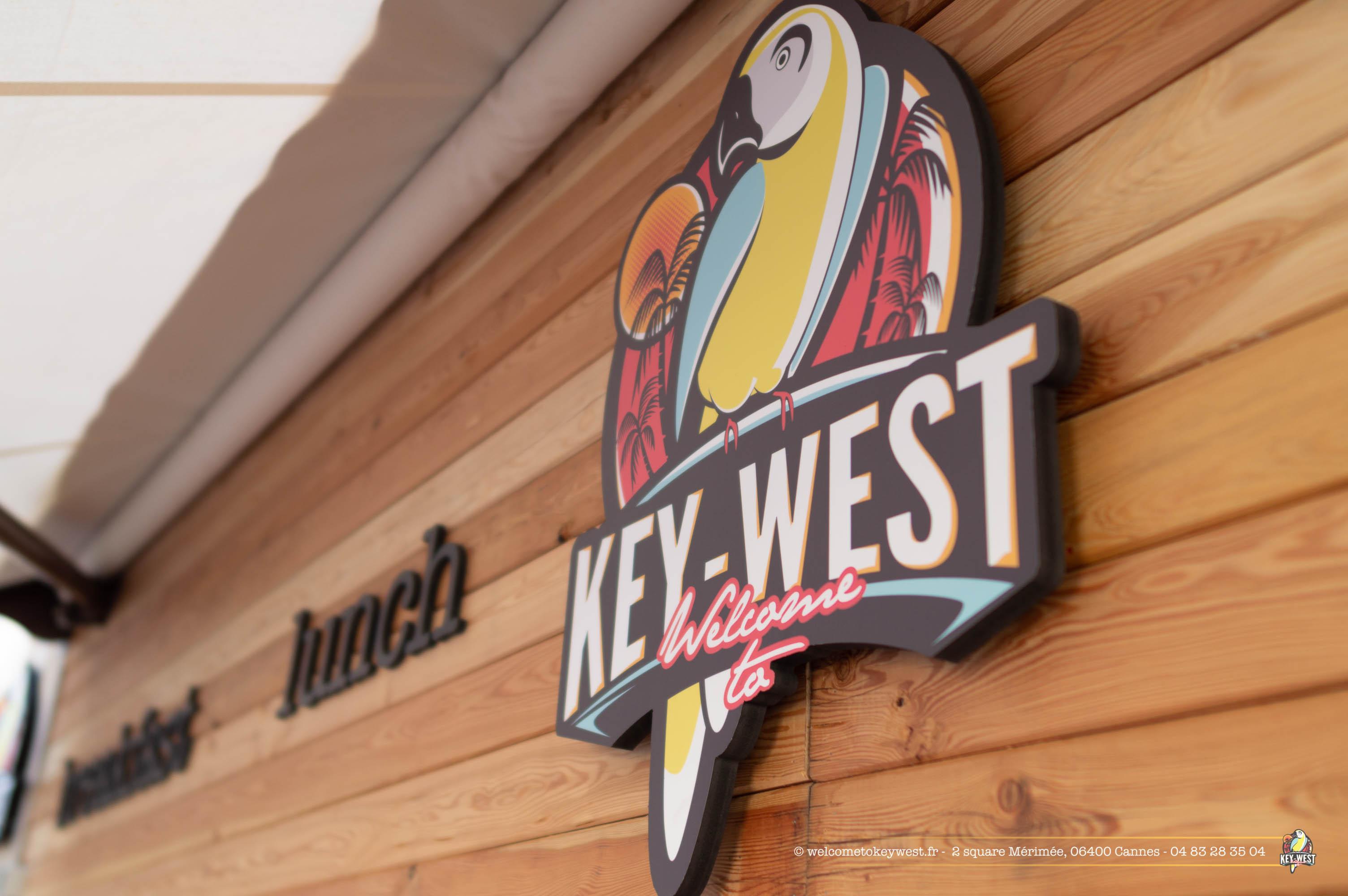 Welcome to Key West - Décoration Extérieur