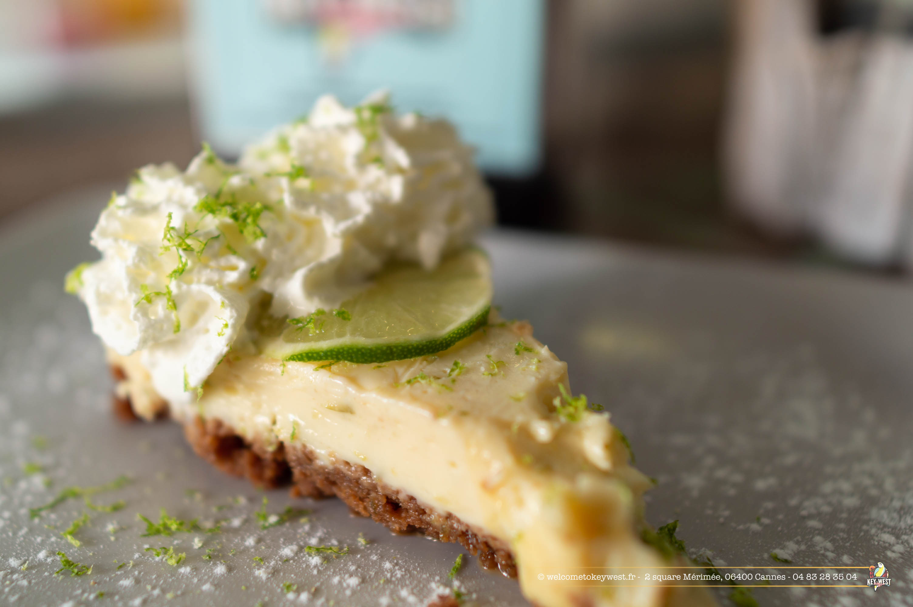 Welcome to Key West - Authentique Key Lime Pie