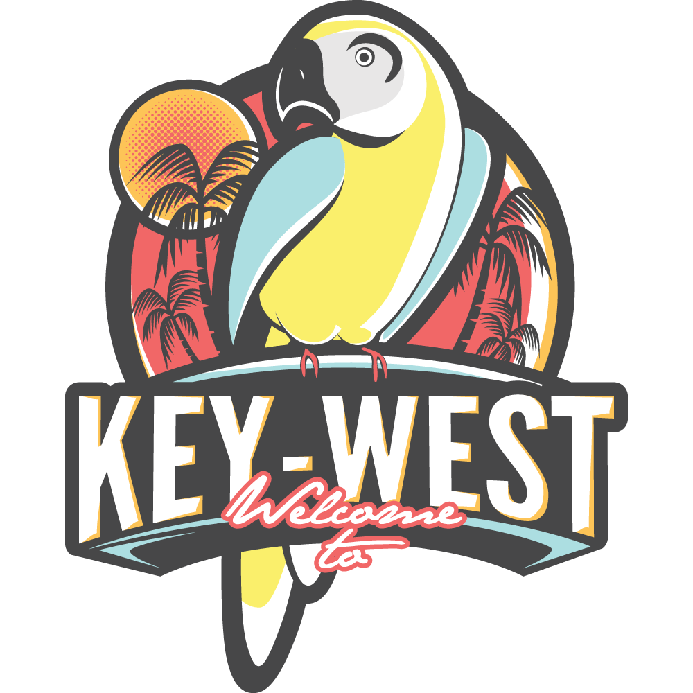 Welcome to Key West logo